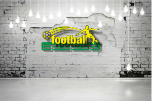 "Медальница футбол ""Football""  MFT-05"
