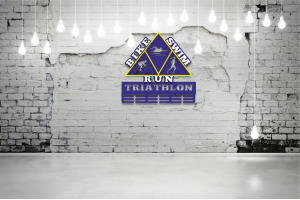 """Медальница триатлон """"Пирамида"""" MAL-012"""