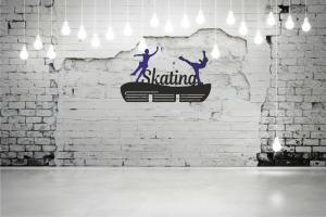 """Медальница Фигурное катание """"Skating"""" MFK-03"""