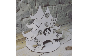 чайный домик Ёлка NG-09